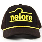 Bone Country Nelore Bordado Tela 5685 - Camil