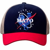 Boné Made In Mato Nasa Azul 6967 - Jaum Jaum